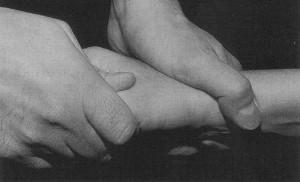 αρθρίτιδα αντίχειρα: ειδικές δοκιμασίες
